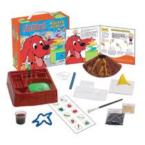 Tb Muñeco - Clifford The Big Red Dog Kitchen Science Kit
