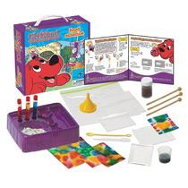 Tb Muñeco - Clifford The Big Red Dog Food Science Kit
