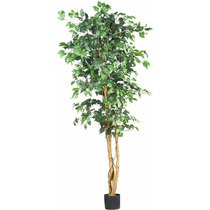 Arbol Artificial Decorativo Ficus Seda
