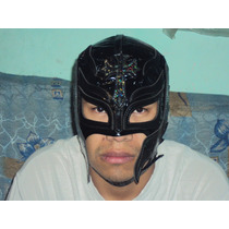 Mascara Luchador Wwe Rey Misterio P/adulto Semiprofesional