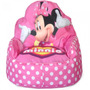 Sofa Silla Asiento Acolchado Para Niña Disney Minnie Mouse