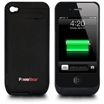 Powerbearâ® Iphone 4s / Iphone 4 - Caja De Batería Recargabl