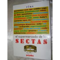 El Supermercado De Las Sectas. Rius. $160.