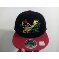 Gorra Cachucha Hat Sombrero Rasta Lion Of Judah