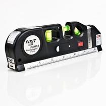 Nivelador Laser Horizontal O Vertical Con Cintametrica