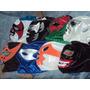 Mascaras Economicas Lote De 10 Mascaras D Luchadores P/niño