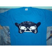 Playeras Luchador Blue Panther Lucha Libre Mexicana