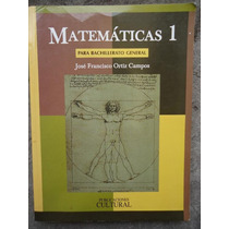 Matematicas Para Bachillerato General