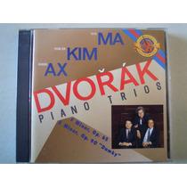 Dvorak Piano Trios Cd Emanuel Ax, Young Uck Kim Y Yo-yo Ma