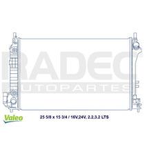 Radiador Vectra 2002-2006 2.2l 16v/3.2l 24v C/aire Autom