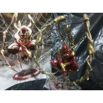 Ironspider Spider-man, Spider-verse, Pieza, Civil War