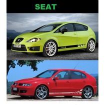 Sticker Vinil Tuning Lateral Decals Seat