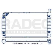 Radiador Express Van 96-04 V6/v8 4.3/5.7 Lts 2 Enfriad Autom