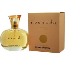 Perfume Desnuda Dama Emanuel Ungaro 100 Ml Edp Original