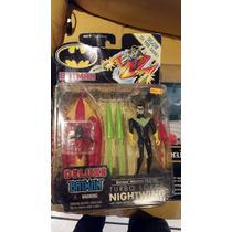 *** Hasbro Turbo Force Nightwing Batman B453 ***