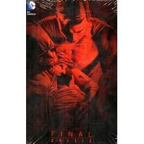 Crisis Final Muerte De Batman