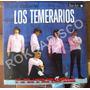 Rock Mexicano, Los Temerarios, Lp 12´, Hecho En México