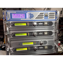 Transmisor Radio Fm Broadcast Profesional 30 Watts