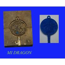 Troquel De Inyeccion De Cera Y Plastico, Dragon De Shaolin