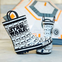 Star Wars Botas De Lluvia Stormtrooper Niños Disney Store