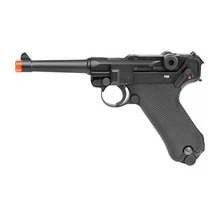 Marcadora Airsoft Co2 Legends P08 Blowback Acero Bbs Xtreme