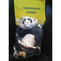 Muñeco Peluche Baxbo Po Kung Fu Panda