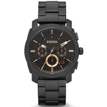 Fossil Machine Black Crono Fs4682 ¨¨¨¨¨¨¨¨¨¨¨¨¨¨¨¨¨dcmstore