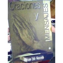 Libro Obispo Edir Macedo Oraciones Y Mensajes.en Español!!
