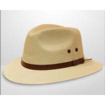 Sombrero Tipo Indiana Fibra Natural Tallas M-l Y Xl, Unisex.