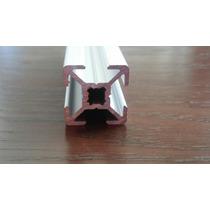 Perfil Aluminio Estructural 20x20
