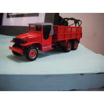 Camion Gmc De Marca Solido Escala 1.50 Frances Metal Plastic