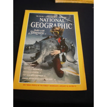 National Geographic Ballet With Stingrays Vol.175 #1 1989