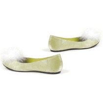 Zapatos Flats De Tinkerbell, Campanita Para Damas