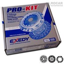 Kit Clutch Honda Accord 2.4 2008 2009 2010 2011 Exedy
