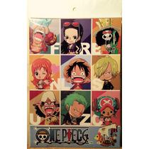 One Piece Cuaderno Japón Anime Saint Seiya Miyazaki Kawaii