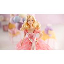 Barbie Birthday Wishes 2014 Nueva En Caja