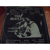 Lp The Beatles El Cuarteto De Liverpool, Envio Gratis