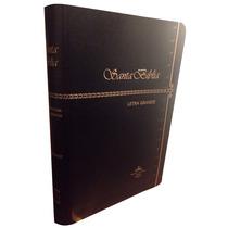 Biblia Letra Grande Imitación Piel Tiara Reina Valera 1960