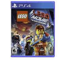 The Lego Movie Videogame Ps4 Nuevo Sellado Playstation
