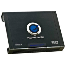 Amplificador Planet Audio 3000.1d 1canal 3000wats Clase D