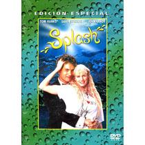 Dvd Splash ( Splash ) 1984 - Ron Howard / Tom Hanks