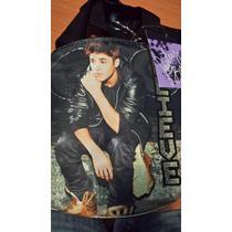 Bolsas Cruzadas Justin Bieber, One Direction Y Austin Mahome