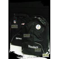 Mochila Backpack Nfl Steelers Oficial