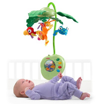 Movil Cuna Cunero Musical Fisher Price Rainforest (gussi Fas