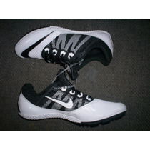 Spikes Atletismo Velocidad Nike Rival S, Talla 20 Mex