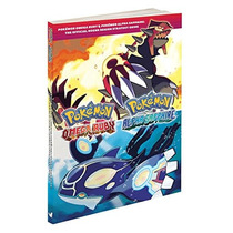 Libro Guia Pokémon Omega Ruby & Pokémon Alpha Sapphire Pb!