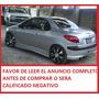 Estribo Deportivo Spoiler Faldon Peugeot 206 Y 207 Compact