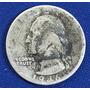 Tres Monedas Quarter Dollar Washington 73´ Y Plata 1946,1952