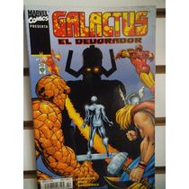 Marvel Comics 22 Presenta Galactus El Devorador Vid