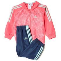 Conjunto Pants Con Sudadera Entrenamiento Bebe Adidas Ab6932
